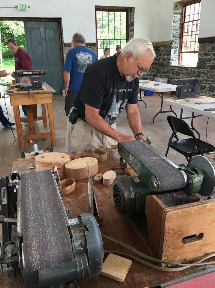 Oval Box Making