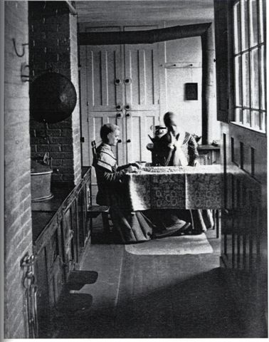 Great Stone Dwelling Kitchen