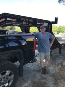Joel Currier, Currier Farms, Danville, VT