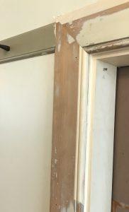 Enfield Shaker preservation Meeting Room cupboard door project