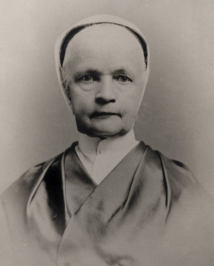Eldress Harriet Bullard