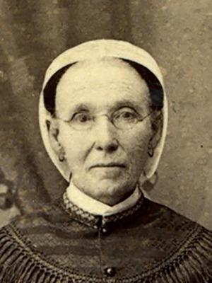 Mary Ann Curtis