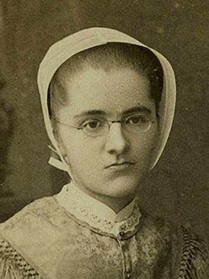 Mary Ellen Elkins