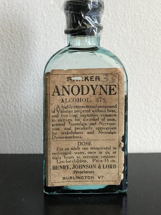 Shaker Anodyne
