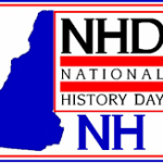 National History Day New Hampshire logo