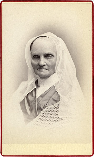 Elmira Allard Carte de Visite