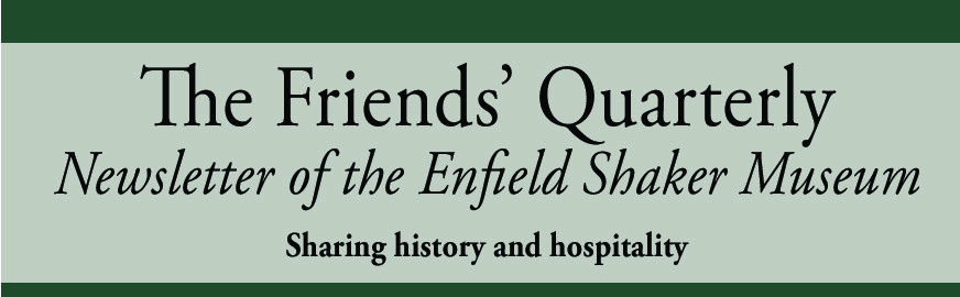 Friends Quarterly Banner