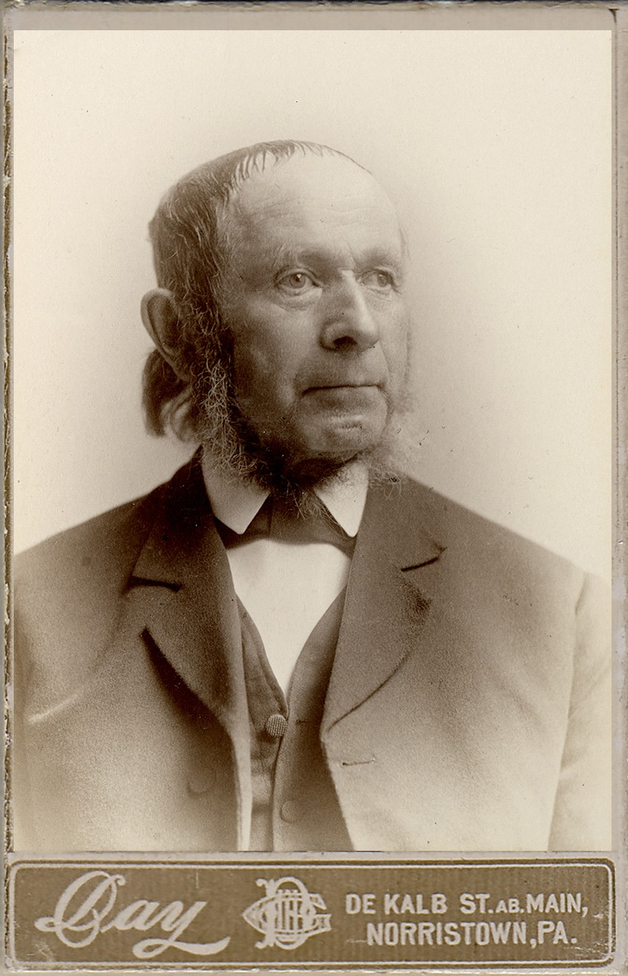John Cummings CDV