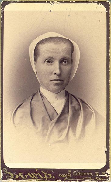 Lizzie Curtis CDV