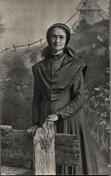 Martha Wetherell Real Photo Post Card