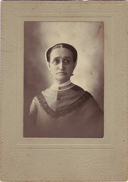 Mary Darling CDV