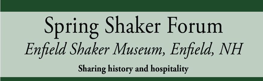 Enfield Shaker Forum Banner