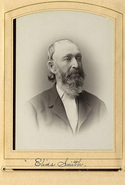 Elias Smith CDV