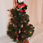 Festival of Trees 2020: Snoopy's Biscuit Tree Tree