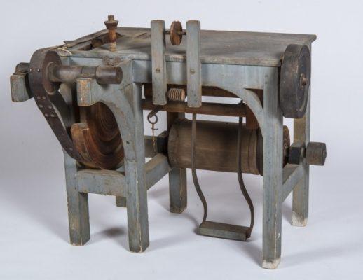 Enfield Shaker broom winding machine
