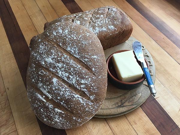 Enfield Shaker Graham Bread