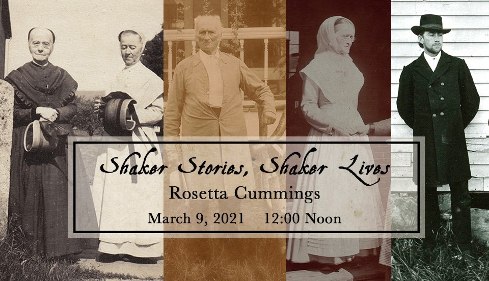 Shaker Stories, Shaker Lives Series Photograph