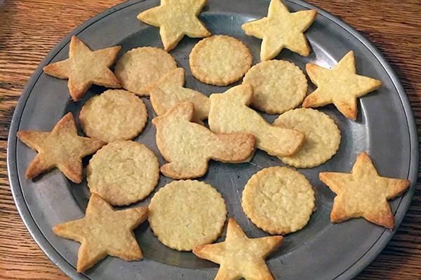 Enfield Shaker Lemon Cookies