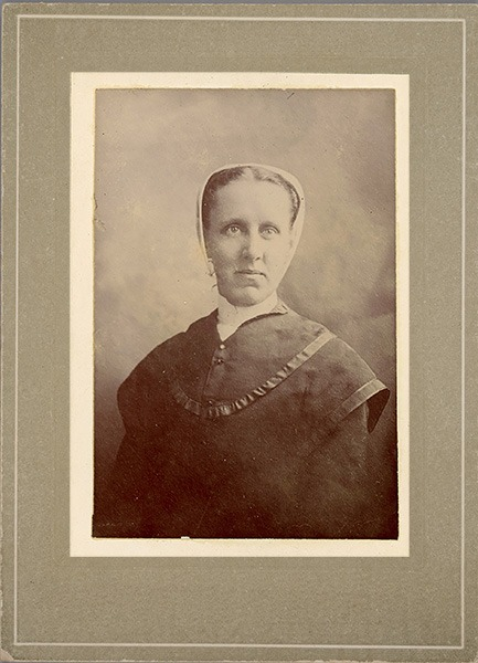 Abigail Appleton CDV