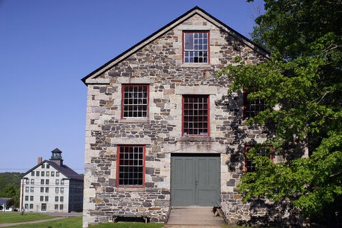 Enfield Shaker Museum Stone Mill