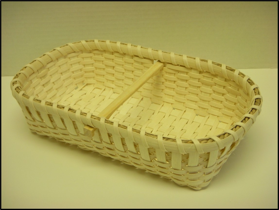 Shaker Style Carry All Basket