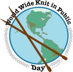 Join us for World Wide Knit in Public Day on June 12 at Enfield Shaker Museum