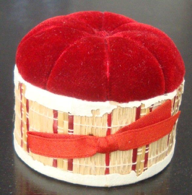 Enfield Shaker Poplarware Pincushion