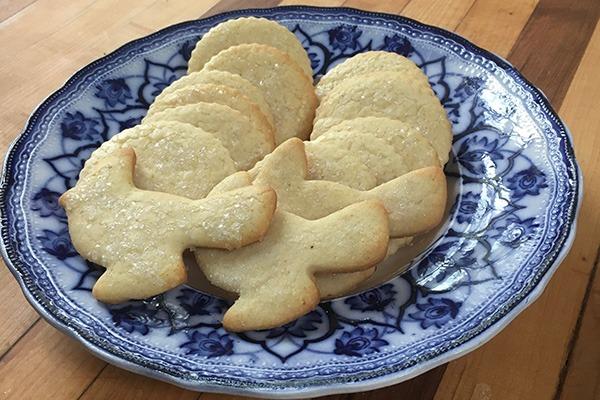 Enfield Shaker Bristol Cookies